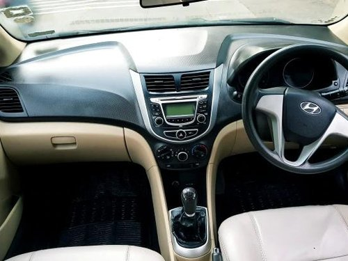 Used Hyundai Verna S 2012 MT for sale in Pune