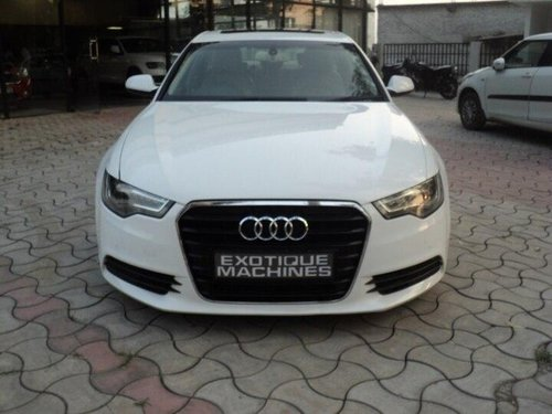Used 2018 Audi A4 35 TDI Premium Plus AT for sale in Lucknow