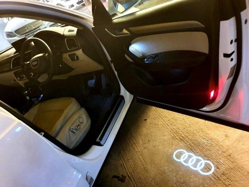 2016 Audi Q3 2012-2015 AT for sale in Lucknow