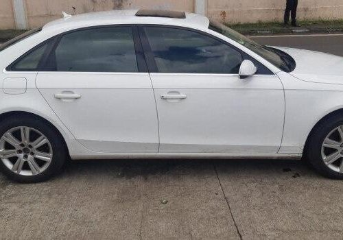 Used 2010 Audi A4 2.0 TFSI AT for sale in Mumbai-5