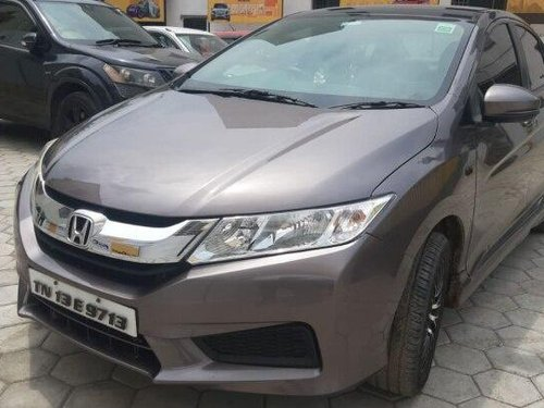 Used Honda City i-VTEC SV 2016 MT for sale in Chennai