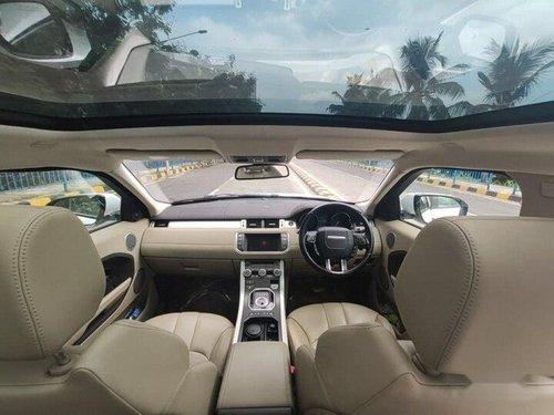 2014 Land Rover Range Rover Evoque 2.0 S diesel AT in Mumbai