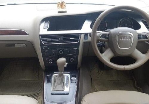 Used 2010 Audi A4 2.0 TFSI AT for sale in Mumbai