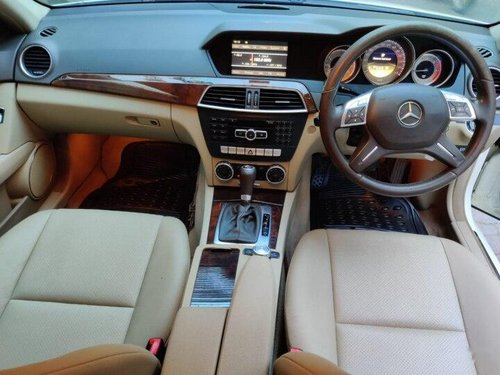 2012 Mercedes-Benz C-Class C 250 CDI Elegance AT for sale in Mumbai-7