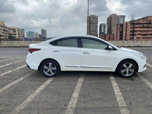 Used Hyundai Verna 2018 MT for sale in Mumbai