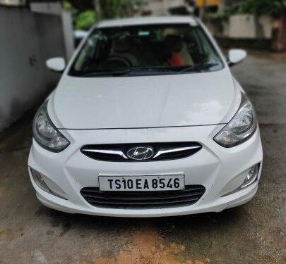 2014 Hyundai Verna 1.6 SX MT for sale in Hyderabad