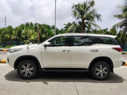 2017 Toyota Fortuner 2.8 2WD BSIV AT in Mumbai