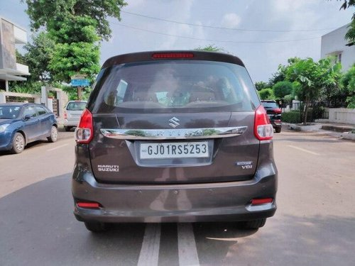2016 Maruti Suzuki Ertiga VDI MT for sale in Ahmedabad