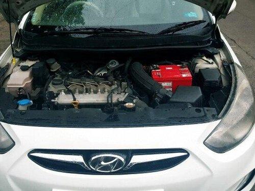 Used Hyundai Verna S Plus 2014 MT for sale in Pune