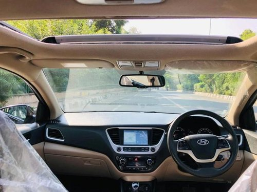 Hyundai Verna 1.6 CRDI AT SX Option 2018 in New Delhi