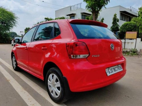 Volkswagen Polo 1.2 MPI Comfortline 2010 MT for sale in Ahmedabad