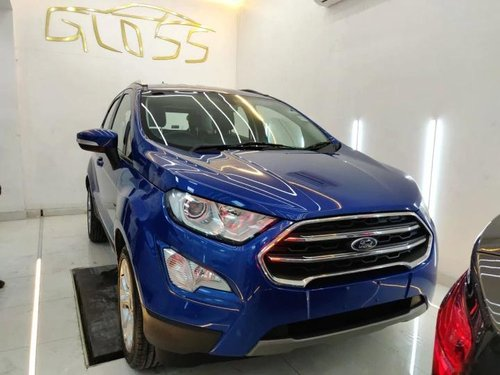 Used 2018 Ford EcoSport 1.5 Petrol Titanium AT in Chennai