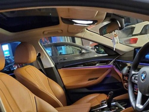 Used 2019 BMW 5 Series 2013-2017 AT for sale in Lucknow