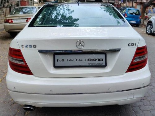 2012 Mercedes-Benz C-Class C 250 CDI Elegance AT for sale in Mumbai