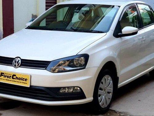 Volkswagen Ameo 1.2 MPI Highline 2017 MT for sale in Jaipur