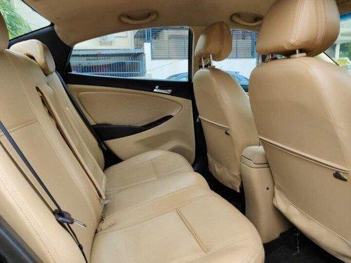 2013 Hyundai Verna SX Diesel MT for sale in Ahmedabad