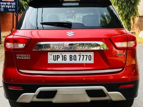 Used 2017 Maruti Suzuki Vitara Brezza ZDi Plus Dual Tone MT in New Delhi-0