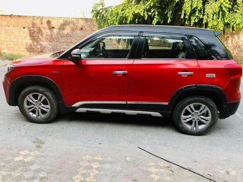 Used 2017 Maruti Suzuki Vitara Brezza ZDi Plus Dual Tone MT in New Delhi-4