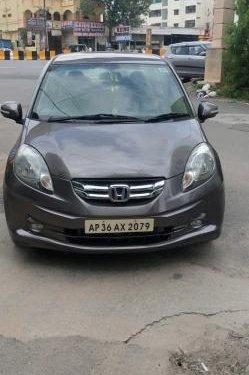 2013 Honda Amaze VX Diesel MT for sale in Hyderabad