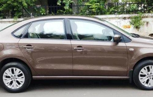 2015 Volkswagen Vento 1.5 TDI Highline BSIV AT in Ahmedabad