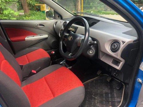 Toyota Etios Liva 1.2 VX 2012 MT for sale in Bangalore