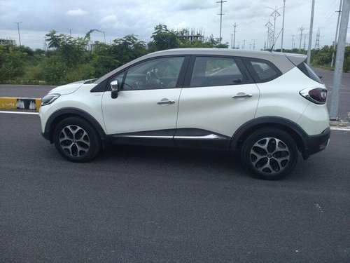 Renault Captur 1.5 Diesel Platine 2017 MT for sale in Hyderabad-6