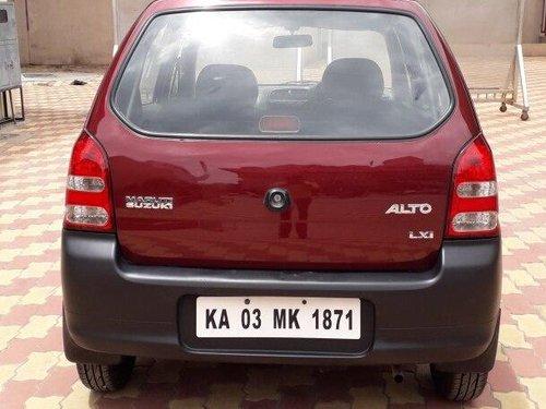 2008 Maruti Suzuki Alto MT for sale in Bangalore