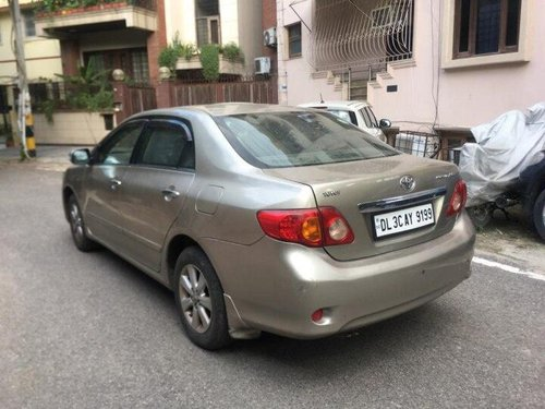 Used 2009 Toyota Corolla Altis VL AT for sale in New Delhi