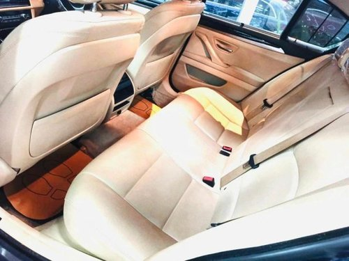 Used 2015 BMW 5 Series 2013-2017 AT for sale in Mumbai