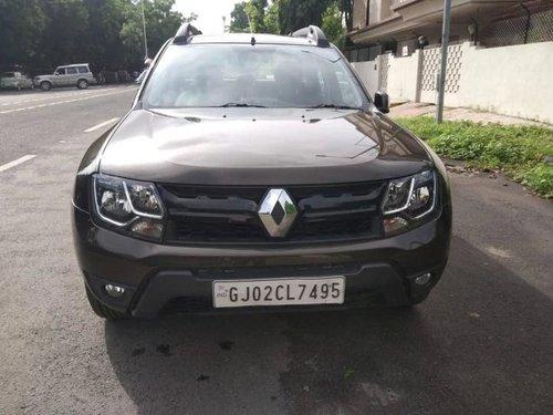 2017 Renault Duster 110PS Diesel RxS AMT in Ahmedabad