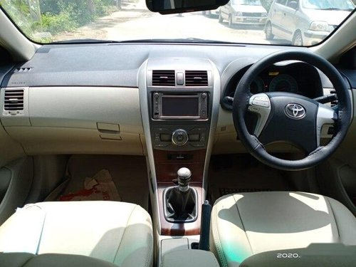 Used 2010 Toyota Corolla Altis 1.4 DG MT for sale in Hyderabad
