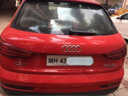 Audi TT 2015 AT for sale in Mumbai