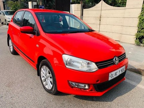 2013 Volkswagen Polo 1.0 MPI Highline MT in New Delhi-9