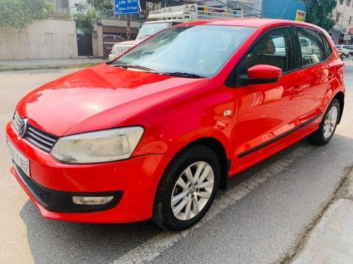 2013 Volkswagen Polo 1.0 MPI Highline MT in New Delhi