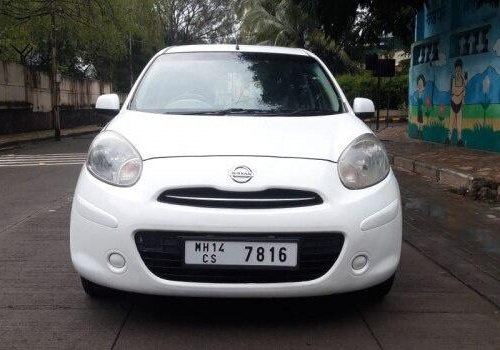 Nissan Micra Diesel XV 2011 MT for sale in Pune-8