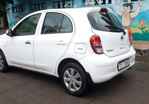Nissan Micra Diesel XV 2011 MT for sale in Pune-6