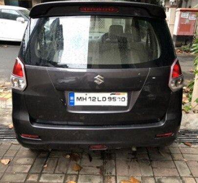 Used Maruti Suzuki Ertiga VDI 2014 MT for sale in Pune