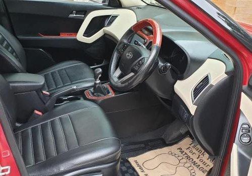 Hyundai Creta 1.6 VTVT SX Plus Dual Tone 2016 MT for sale in Mumbai