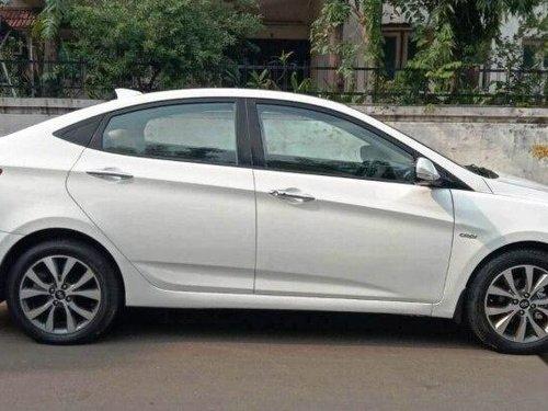 Used 2016 Hyundai Verna 1.6 CRDi SX MT in Ahmedabad