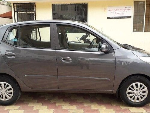 Hyundai i10 Sportz 1.2 2013 AT for sale in Bangalore-6