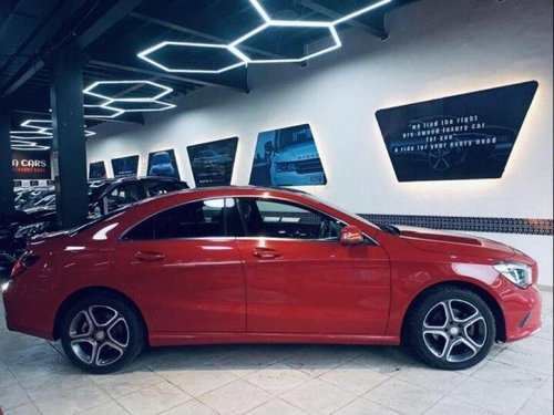 Mercedes-Benz CLA 200 CGI 2017 AT for sale in Mumbai