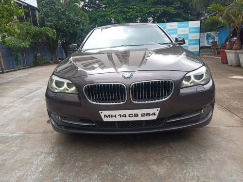 Used 2011 BMW 5 Series 2003-2012 520d AT for sale in Pune