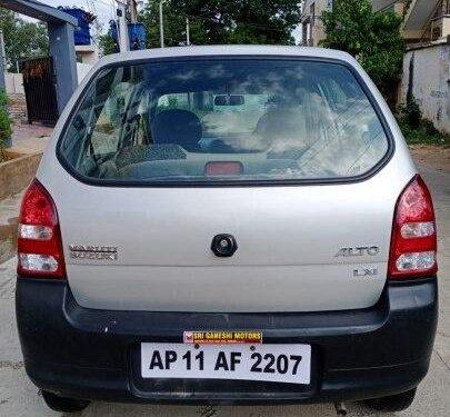 Maruti Alto LXi 2009 MT for sale in Hyderabad