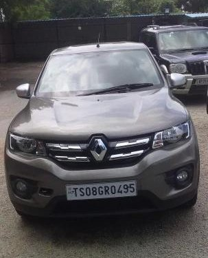 2019 Renault Kwid RXT MT for sale in Hyderabad
