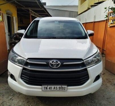 2018 Toyota Innova Crysta 2.8 GX AT in Coimbatore