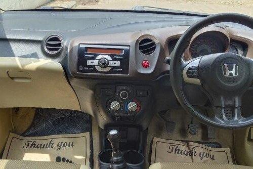 2012 Honda Brio V MT for sale in Pune