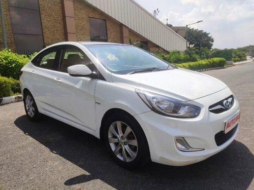 Used 2013 Hyundai Verna MT for sale in New Delhi