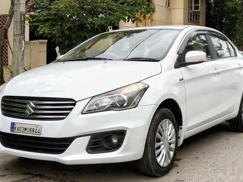 Used Maruti Suzuki Ciaz 2015 MT for sale in Bangalore