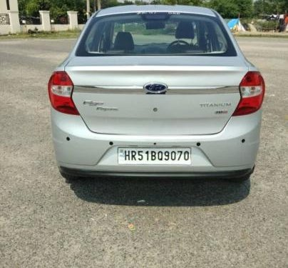 Used Ford Aspire Titanium 2017 MT for sale in Faridabad