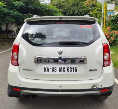 Renault Duster 110PS Diesel RxZ 2013 MT for sale in Bangalore